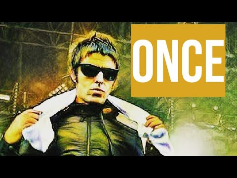 Liam Gallagher once acoustic / studio version why me? Why not