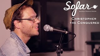 Christopher the Conquered  - Mama, I Wanna Be James Brown   Sofar NYC
