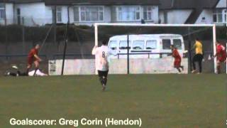 preview picture of video 'JC Cyril Anekstein Cup Final 2012 - Hendon United A v Brady Maccabi'