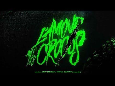 """Clip """"L'Amour avec des crocos"""" de Roméo Elvis x Le Motel (à 3:00)"""