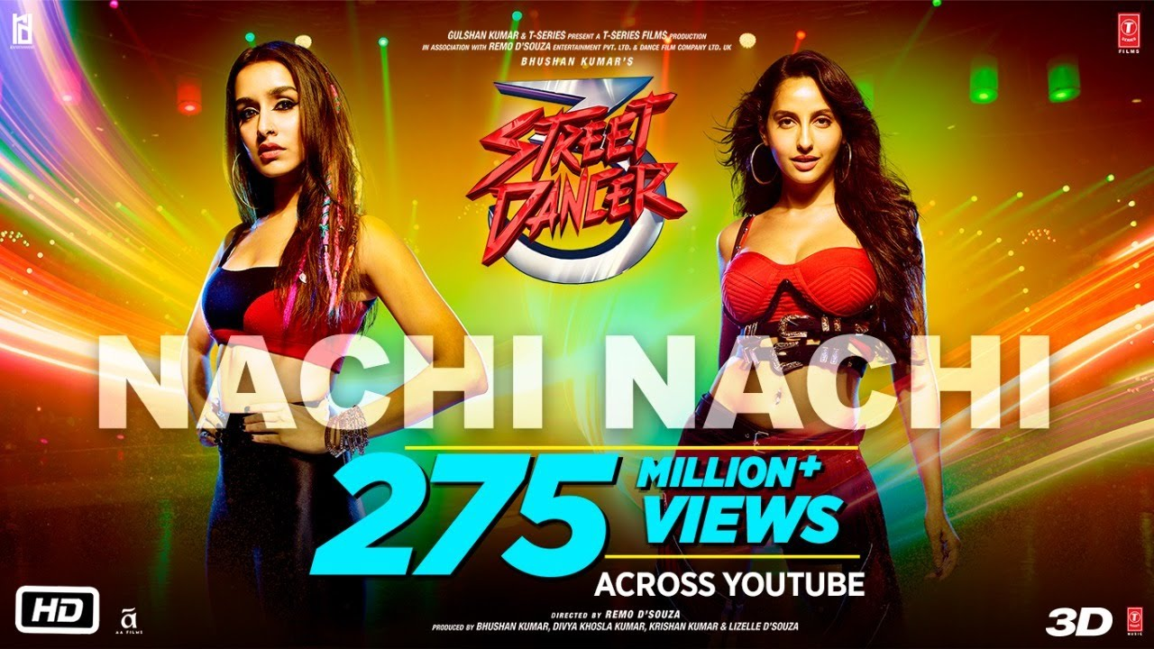 Nachi Nachi Lyrics – Street Dancer 3D - #LyricsBEAT