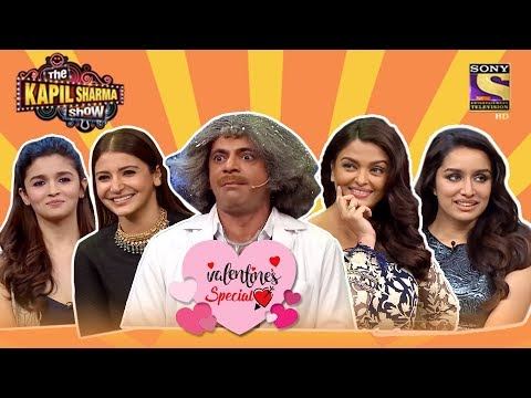 Dr. Gulati Romances The Bollywood Divas | Valentine's Week Special | The Kapil Sharma Show