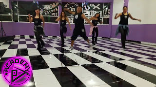 3BallMTY - La Noche Es Tuya Poncho Dancer