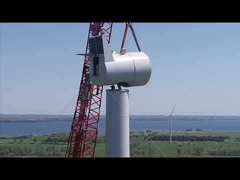 Amherst Island Wind Project
