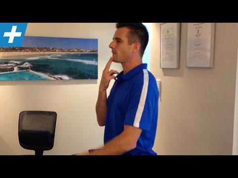 Il collo come massaggiare danni