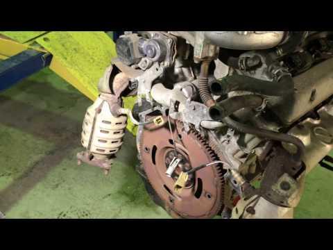 Обзор двигателей V6 - Suzuki Grand Vitara