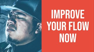 How to Improve Your Rap Flow with 1 Simple Change