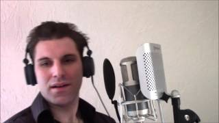 Frank Sinatra Bewitched Sung by Pete Cannella