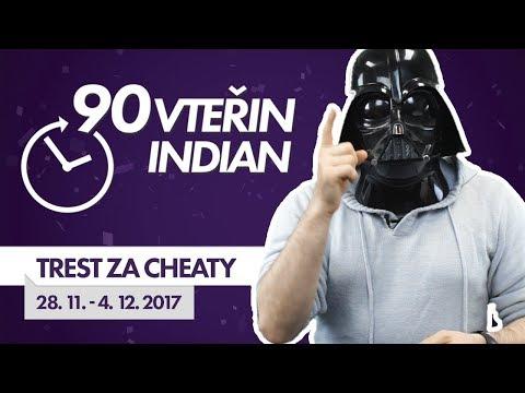 90VTEŘIN #S03E35: TREST ZA CHEATY  (28. 11. - 4. 12. 2017)