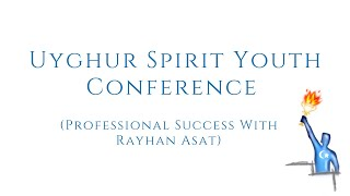 Professional Success with Rayhan Asat -USY Conference in English