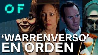 Enfréntate a La Monja: TODO sobre el UNIVERSO de 'Expediente Warren'