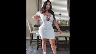 FIORELLA ZELAYA A BEAUTIFUL PLUS SIZE