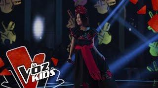 María José canta La Llorona – Audiciones a Ciegas | La Voz Kids Colombia 2019