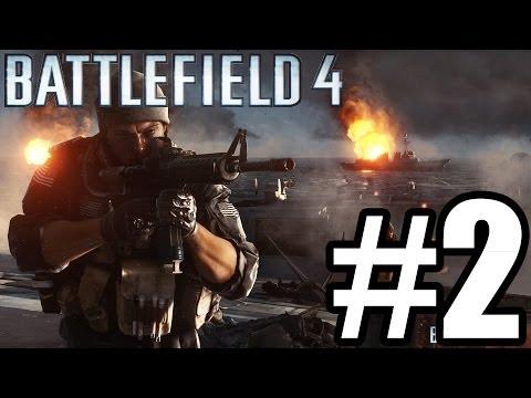 Прохождение Battlefield 4 Часть 2