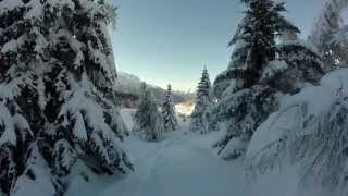 preview picture of video 'GoPro Hero 3+ Ponte di Legno - Tonale winter 2013/14'