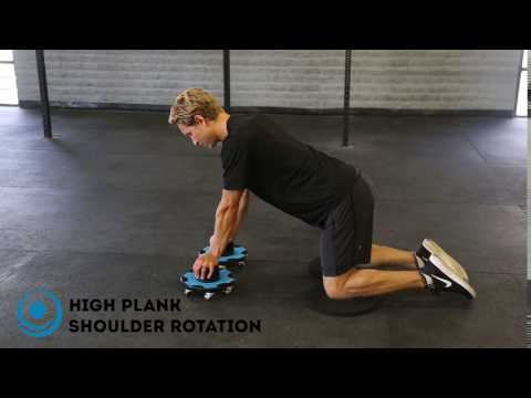 Quadruped Shoulder Internal-External Rotation