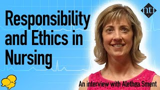 View the video Reducing the Stress from Ethical Dilemmas - An Interview with Alethea Sment
