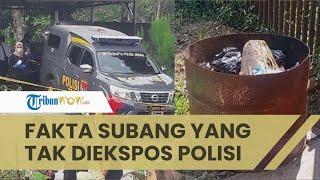 Kasus Subang Belum Terungkap, Ini Fakta Hal Kejanggalan dalam Kasus Subang yang Tak Diekspos Polisi