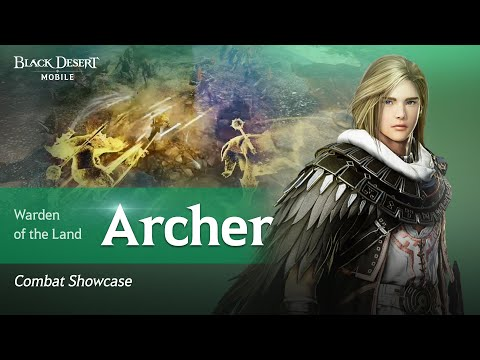 The 'Black Desert Mobile' Archer and Fletcher Update Is Out Now Bringing New Events, Playable Classes, and More