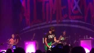 "All Time Low - ""If These Sheets Were States"" (Live in San Diego 5-13-13)"