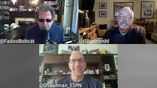 EP 173 - DAN SHULMAN on the Blue Jays, MLB's officiating issues and the electronic strike zone.