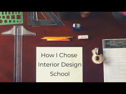 How I Chose an Interior Design School | Online Interior Decorating Course | #interiordecorating