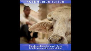 CBN Humanitarian Brings Clean Water to Those in Need