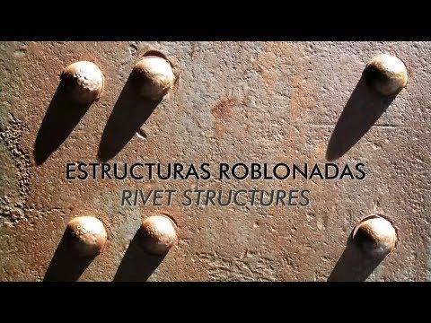 ESTRUCTURAS ROBLONADAS / RIVET STRUCTURES. bilbao arquitectura 012