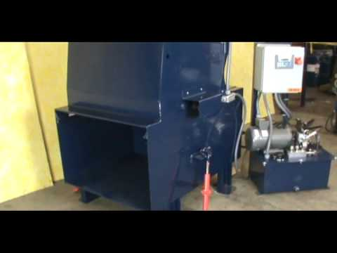 4830 Rev 8 Automatic Chute Fed Trash Compactor Operations Training