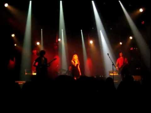 Insomnia- The Rocket Alarms at Le National
