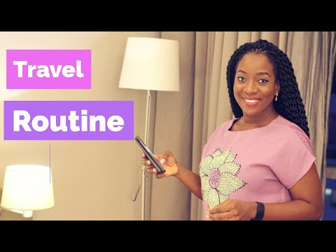MY TRAVEL ROUTINE | OFF TO MOZAMBIQUE!