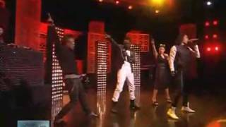 Black Eyed Peas - Boom Boom Pow Live - The Ellen DeGeneres Show 2009 - May