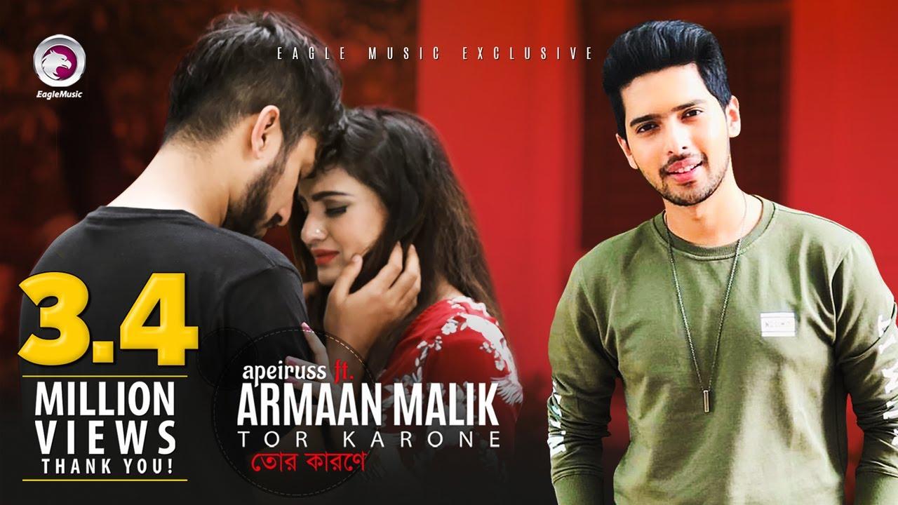 Tor Karone | Armaan Malik | Apeiruss | Official Music Video | Eagle Music  downoad full Hd Video