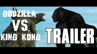 King Kong vs. Godzilla TRAILER