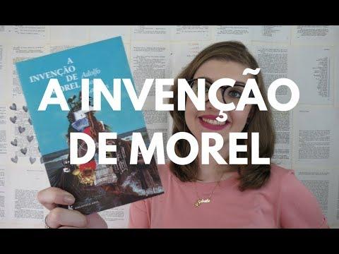 RESENHA: A invenção de Morel (Adolfo Bioy Casares) por Gabriela Pedrão