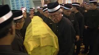 Perak Raja Puan BesarLaid To Rest