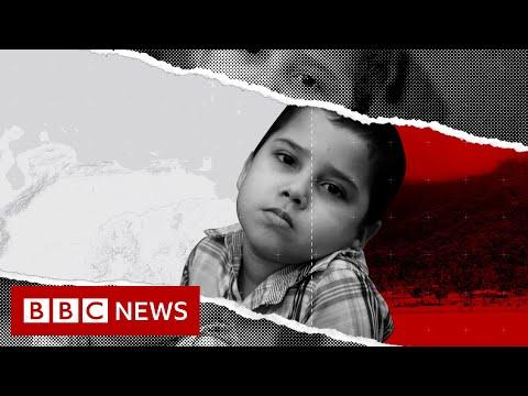 The Displaced: When 40,000 desperate Venezuelans hit a tiny island - BBC News