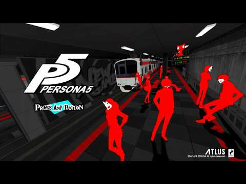 RPCS3] Persona 5 Prolog - i7 3770 & GTX 1050TI - смотреть онлайн на