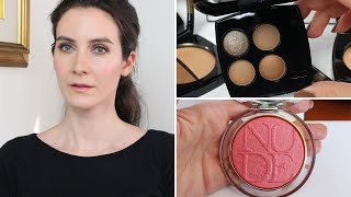 Using Chanel 2019 Cruise Makeup Collection | Les 4 Ombres Lumieres Naturelles | Angela Van Rose