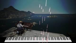 검은사막 ost 테르미안의 파도 피아노 연주