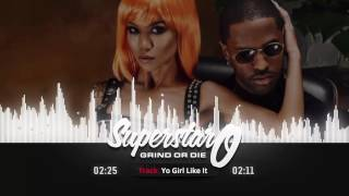 "HipHop Rap Instrumental ""Yo Girl Like It"" [Prod. By SuperStar O]"