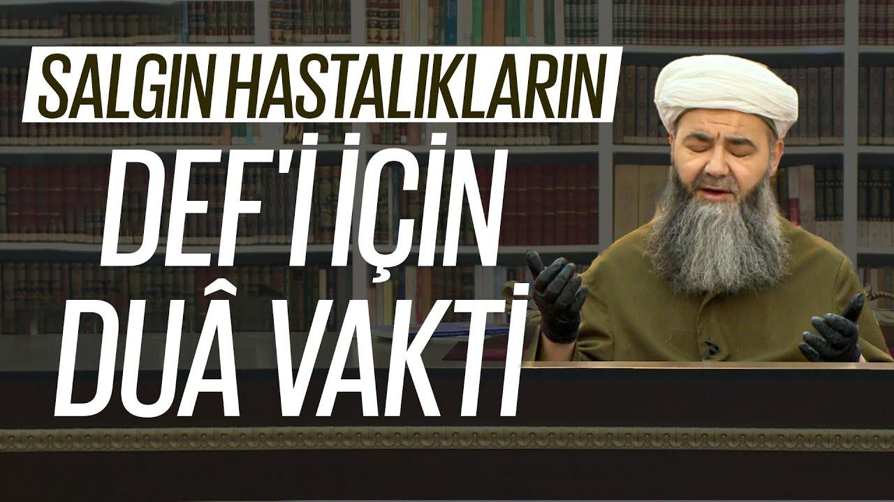 Cübbeli Ahmet Hocaefendi ile (Salgın Hastalıkların Def'i İçin) Duâ Vakti 20 Mart 2020