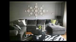 Large Wall Decorating Ideas For Living Room