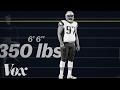 How NFL rule changes made linemen gigantic