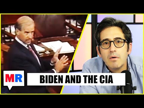 How Biden Learned To Love The CIA w/ Jeremy Scahill