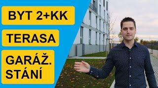 Prodej bytu 2+kk v Praze, Kbely