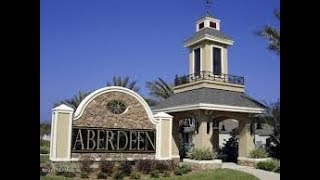 Aberdeen Community in St Johns, Fl by DR Horton and Emerald Homes, For Buyers Only Realty