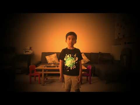 KIDZ BOP kids fight song - Dance party with ishaan❤️