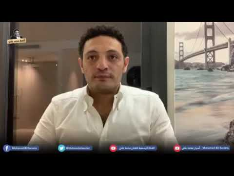 الفنان المصري محمد علي