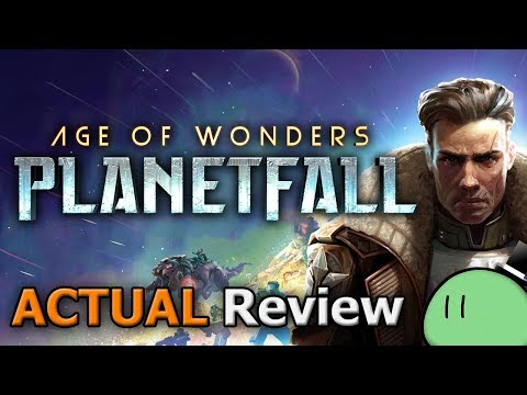 Age of Wonders: Planetfall (ACTUAL Game Review) video thumbnail